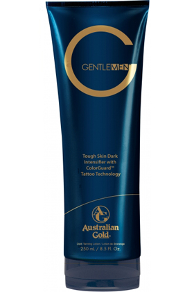 G Gentlemen Tough Skin Dark Intensifier