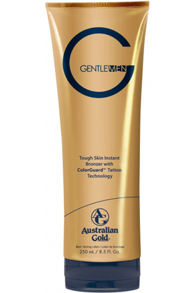 G Gentlemen Tough Skin Instant Bronzer