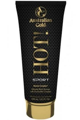 Crema de bronzare Hot Sport