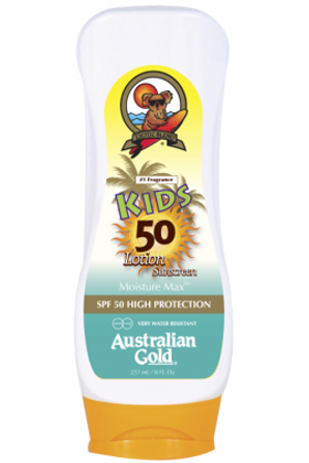 Lotion kids SPF 50
