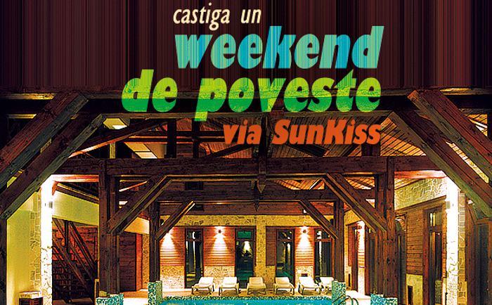 Tombola de Craciun - Weekend de poveste via SunKiss