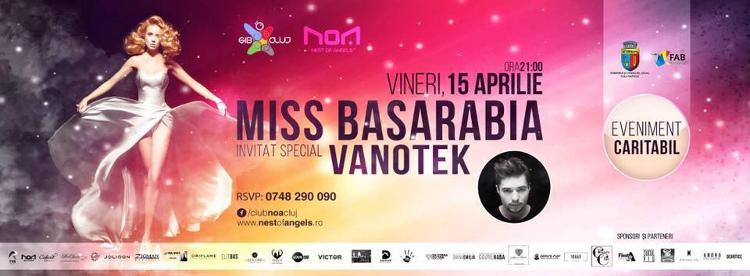 Miss Basarabia 2016 se alege la Cluj-Napoca!